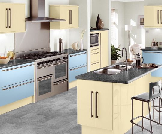 Kitchen Style - SKY - from Fitted Kitchens Direct - An Independent ...