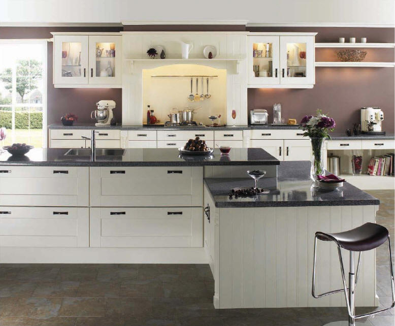 Kitchen style willow from fitted kitchens direct an for Fitted kitchen quotes