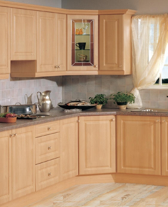 Pearwood Kitchen Doors